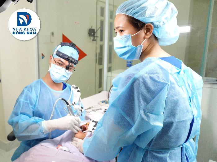 Công nghệ định vị cấy ghép implant tại nha khoa đông nam