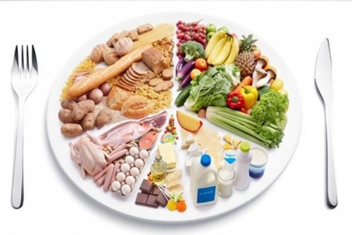 Bữa ăn dinh dưỡng cho cơ thể